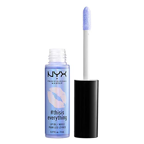NYX PROFESSIONAL MAKEUP MAKEUP - Nyx Professional Makeup #thisiseverything Lip Oil, Sheer Lavender, 0.027 Ounce
