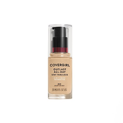 CoverGirl - Outlast All-Day Stay Fabulous 3-in-1 Foundation