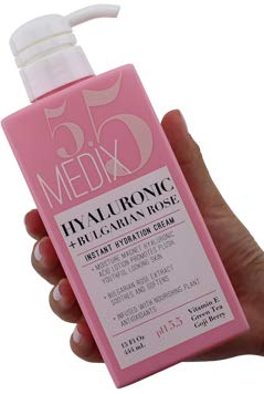Medix 5.5 - Hyaluronic Acid Cream with Bulgarian Rose
