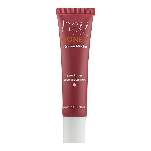 Hey Honey - Hey Honey Besame Mucho Shea Butter & Propolis Lip Balm 0.27 oz