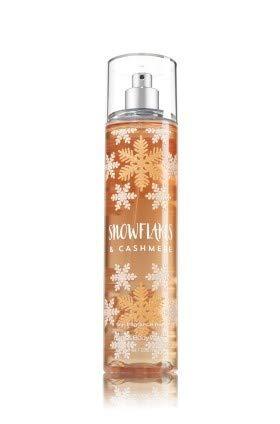 Bath & Body Works - Cashmere Snowflakes Fine Fragrance Mist