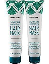 Trader Joe's - Shea Butter and Coconut Oil Hair Mask