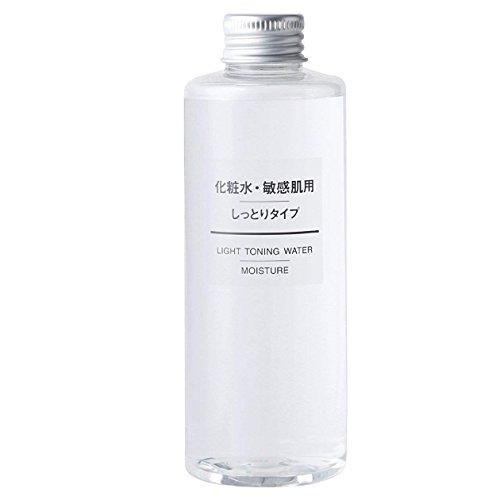 Muji - Sensitive Skin Whitening Toning Water Moisture