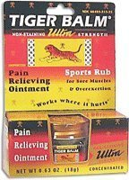 Tiger Balm - Ultra Strength Athritis and Muscle Pain Relieving Ointment