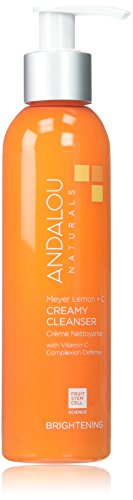 Andalou Naturals - Meyer Creamy Lemon Cleanser