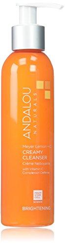 Andalou Naturals - Meyer Creamy Lemon Cleanser