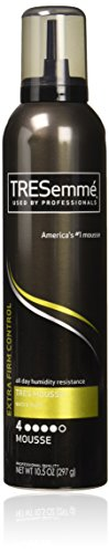 TRESemme - TRESemmé TRES Two Hair Mousse Extra Hold 10.5 oz(Pack of 6)