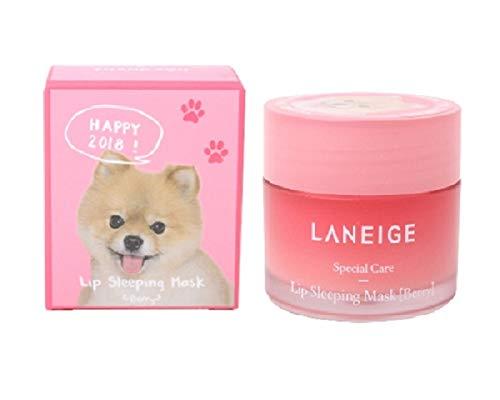 Laneige - Lip Sleeping Mask ThankYou Edition, Berry