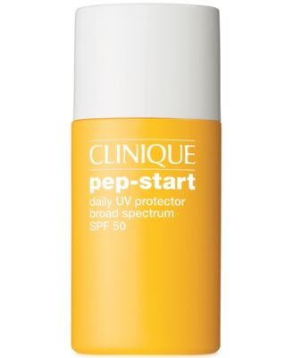 Clinique - Pep-Start Daily UV Protector Broad Spectrum SPF 50, 1-oz.