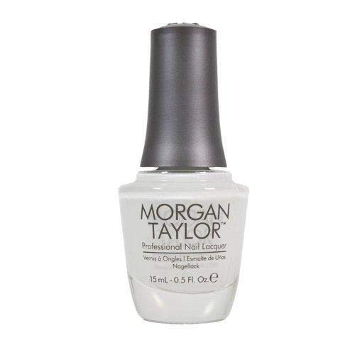 Morgan Taylor - Morgan Taylor Nail Polish- All White Now 15ml