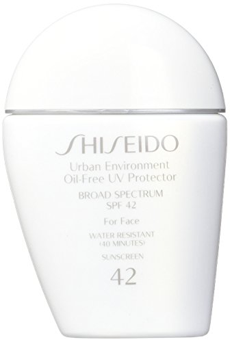 Shiseido - Urban Environment Oil-free UV Protector SPF 42