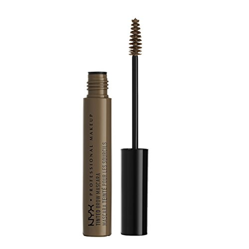 NYX - Tinted Brow Mascara, Brunette