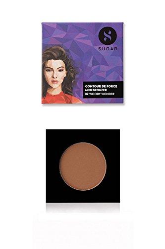 Sugar Cosmetics - Contour De Force, Woody Wonder