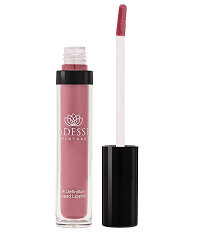 Adesse New York - Adesse New York Hi Definition Creamy Liquid Lipstick, Luxurious Long Lasting With Intense Shine, Full Coverage Lipstick, Vegan Cruelty Free, Paraben Free- Kitten Pink 3.0 FL OZ