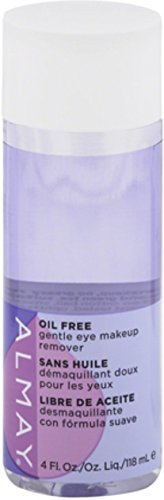 Almay - Almay Oil-Free Gentle Eye Makeup Remover Liquid, 4 ounces (Pack of 3)
