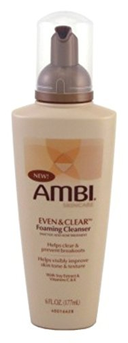 Ambi - Even & Clear Foaming Cleanser