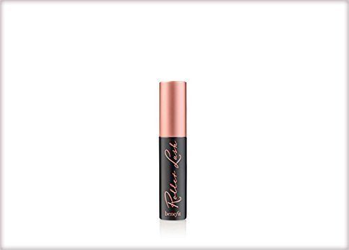 Roller Lash - BENEFIT COSMETICS roller lash super-curling & lifting mascara DELUXE SAMPLE/TRAVEL SIZE 3.0g Net wt. 0.1 oz. by Roller Lash