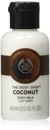 The Body Shop - The Body Shop Milk Lotion, Coconut, 2.0 Fluid Ounce
