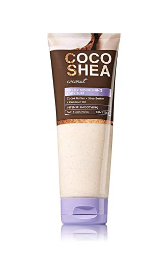 Bath & Body Works - CocoShea Coconut, Body Buff