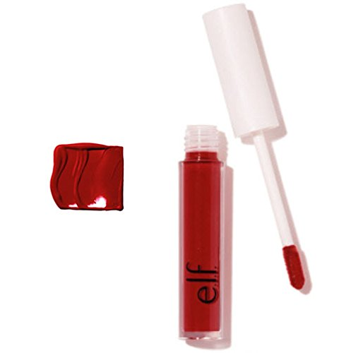 e.l.f. Cosmetics - e.l.f. Lip Lacquer 21108 Rich Red