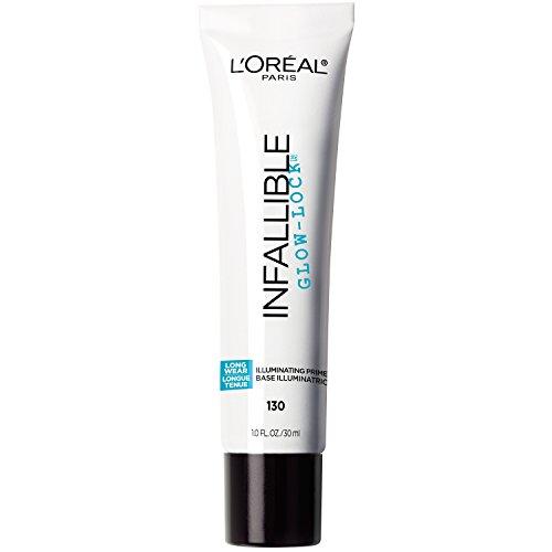 L'Oreal Paris - Makeup Infallible Pro Glow-Lock Longwear Illuminating Face Primer