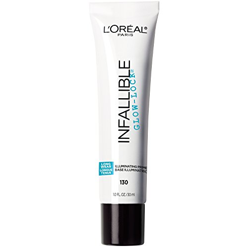L'Oreal Paris - Makeup Infallible Pro Glow-Lock Longwear Illuminating Face Primer