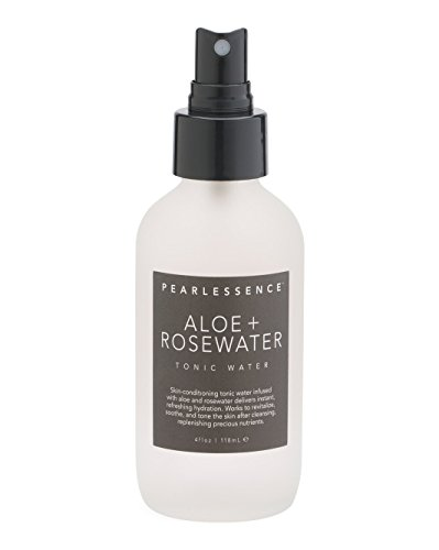Pearlessence - Aloe And Rosewater Skin Conditioning Tonic Water