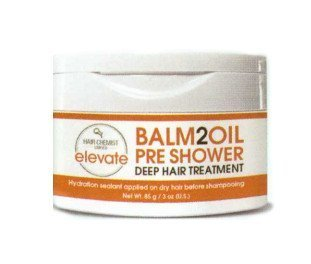 null - Hair Chemist Elevate Balm2Oil Pre Shower Deep Hair Treatment 3 ounce
