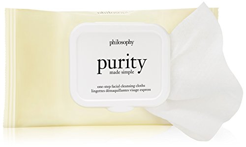 Philosophy - Philosophy Purity Made Simple Facial Cleansing Cloths, 30 Count
