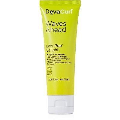 DevaCurl - DevaCurl Travel Size Low-Poo Delight Weightless Waves Mild Lather Cleanser 1.5 Fl oz / 44.3 ml