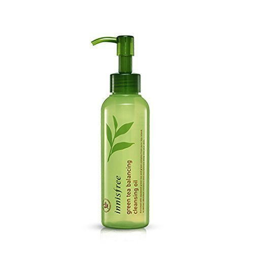 Innisfree - Innisfree Green Tea Balancing Cleansing Oil 5.07 Oz/150Ml