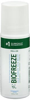 Biofreeze - Biofreeze Roll On - 2.5 oz, Pack of 2