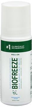 Biofreeze - Biofreeze Roll On - 2.5 oz, Pack of 2