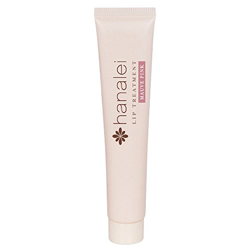 Hanalei Company - Lip Treatment by Hanalei, Made with Kukui Oil, Shea Butter, Agave, and Grapeseed Oil Soothe Dry Lips, (Cruelty free, Paraben Free) MADE IN USA (Mauve Pink (15g))