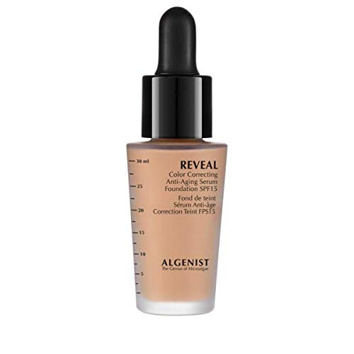 Algenist - Reveal Color Correcting Anti-Aging Serum Foundation SPF 15