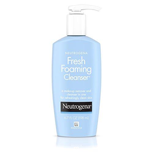 Neutrogena - Fresh Foaming Facial Cleanser & Makeup Remover