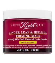 Kiehl's - Ginger Leaf & Hibiscus Firming Mask