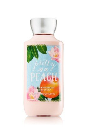 Bath & Body Works - Bath & Body Works Shea & Vitamin E Lotion Pretty as a Peach