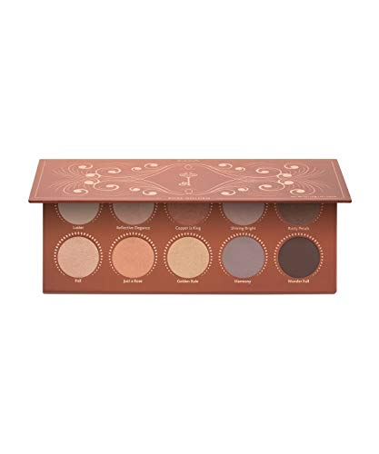 Zoeva - Rose Golden Eyeshadow Palette, The Princess Palette