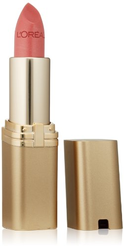 L'Oreal Paris - L'Oréal Paris Makeup Colour Riche Original Creamy, Hydrating Satin Lipstick, 444 Tropical Coral, 0.13 oz.