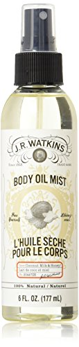 J.R. Watkins - J.r. Watkins Coconut Milk Honey Body Oil Mist 6