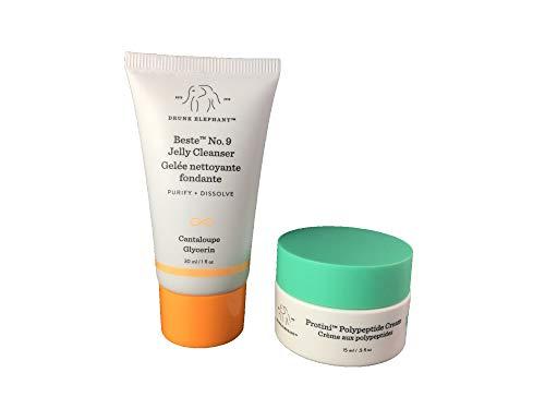 Drunk Elephant - Protini Polypeptide Cream & Beste No. 9 Jelly Cleanser