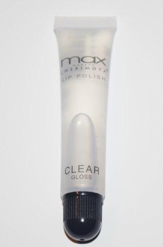 MAX - Lip Polish Clear