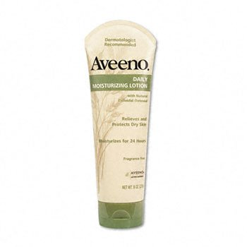 Aveeno - Aveeno Daily Moisturizing Lotion, 8-Ounce Tube (1 Pack)