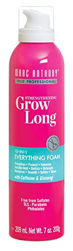 Marc Anthony - Marc Anthony Grow Long 10-In-1 Everything Foam 7 Ounce (209ml)