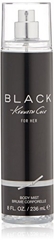Kenneth Cole - Kenneth Cole Black for Her Body Mist, 8 Fl oz