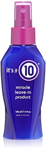 It's a 10 Haircare Miracle Leave-In Product