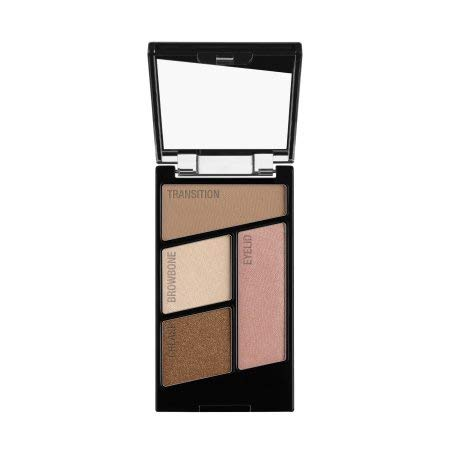 Wet 'n Wild - Color Icon Eyeshadow Quad, Walking on Eggshells