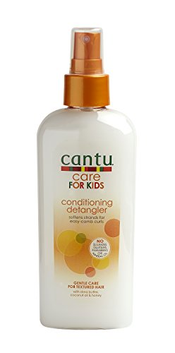 Cantu - Cantu Care for Kids Conditioning Detangler, 6 Fluid Ounce