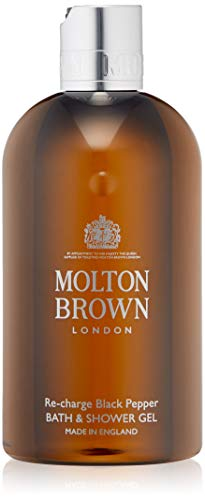 Molton Brown - Molton Brown Bath & Shower Gel, Re-Charge Black Pepper, 10 oz.